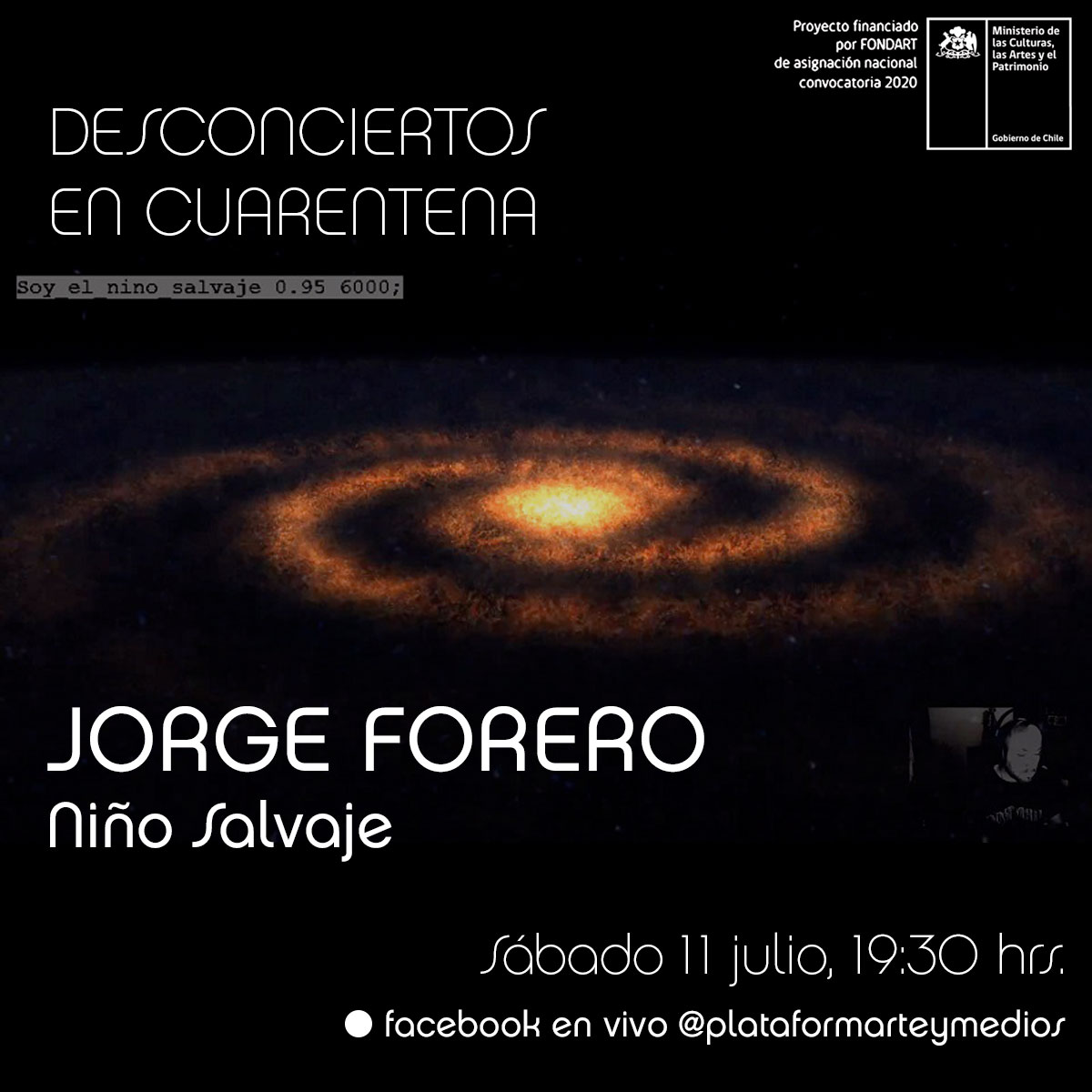 desconcierto forero