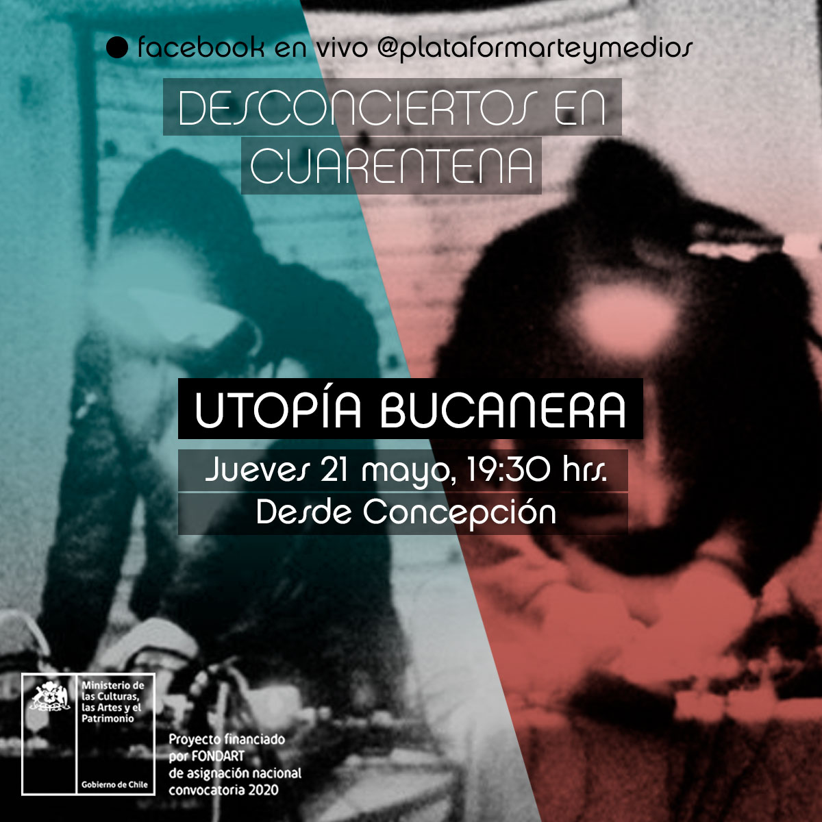 desconcierto utopia bucanera