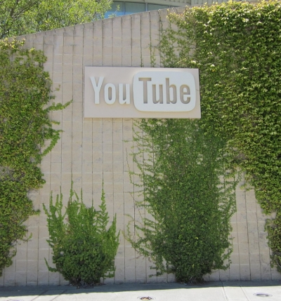 Sede central de Youtube en San Bruno, California, EEUU, 2010.