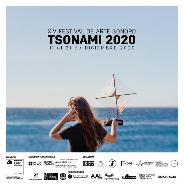 Festival Tsonami lanza programación de su próxima edición que estará dedicada a las artes de las transmisión radial