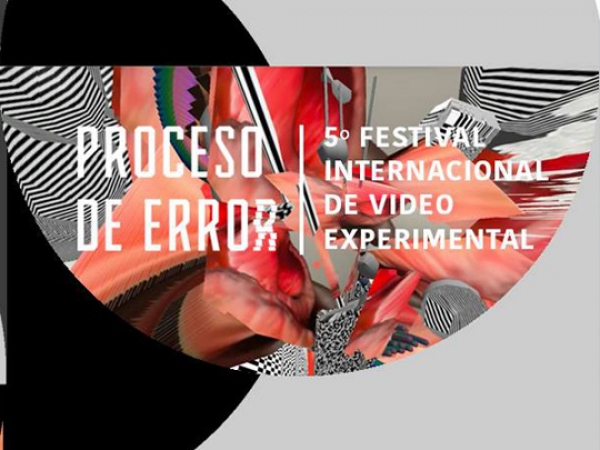 5to. Festival Internacional de Video Experimental Proceso de error
